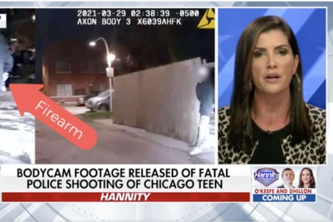 Dana Loesch Asks Some Excellent and Inconvenient Questions About the Shooting of Adam Toledo by Chicago Cop