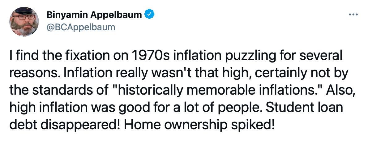 Biden Inflation