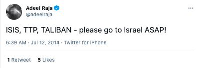 CNN contributor Hitler Israel