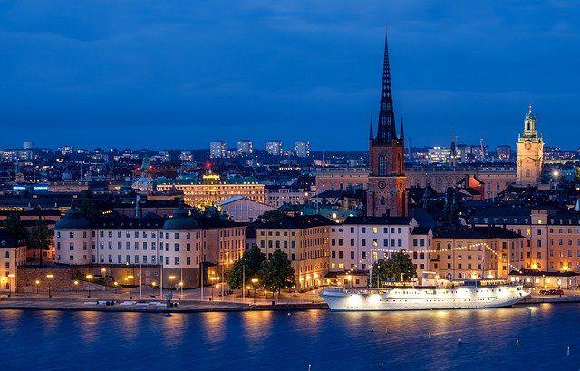 Insanity Wrap Would Love yo Visit Stockholm