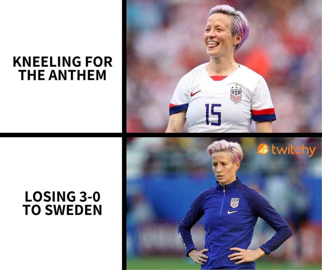 US Women's Soccer Kinda Sucks Now